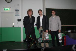 Cubesat Cluster Launch Mini Symposium, Delft, 12 December 2013