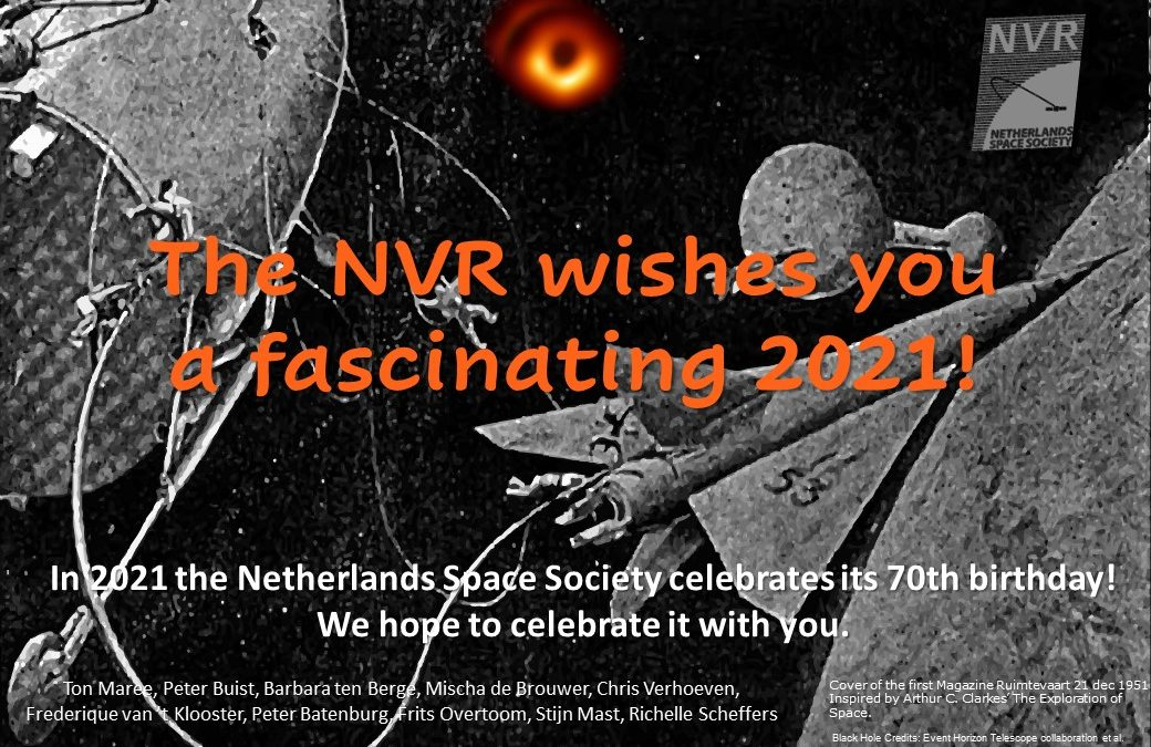 NVR wishes you a fascinating 2021